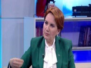 Meral Akşener: MHP Değişikliğe Giderse Ben Başbakan Olurum