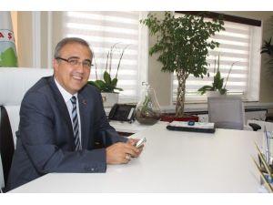 Başkan Karaçoban'dan Sevgililer Günü Mesajı
