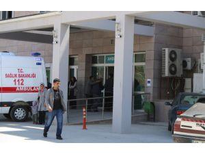 Kırşehir'de iş kazası: 1 ölü