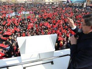 Başbakan Davutoğlu: Bu toprak bize kolay emanet edilmedi