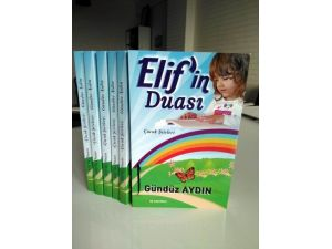 Gündüz Aydın'ın Yeni Eseri 'Elif'in Duası' Çıktı