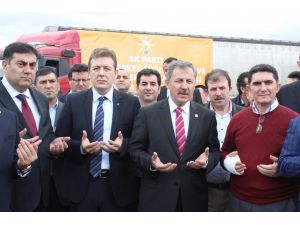 AK Partili Özdağ: PKK 200 ton bombayı şehirlere doldurdu