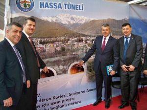 Hassa'da 86 Bin Dönümlük Alana OSB Kuruluyor