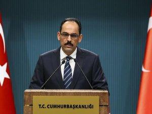 Cumhurbaşkanlığı Sözcüsü Kalın: Rusya sığınmacı göçüyle Avrupa ve Türkiye'yi cezalandırmak istiyor