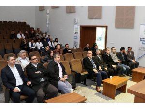 """KBÜ'de """"TÜBİTAK 1000 Projesi"""" Toplantısı Gerçekleştirildi"""