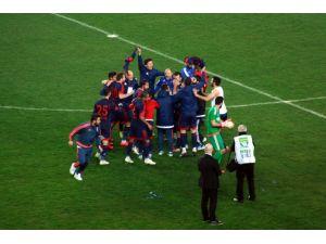 Mersin İdmanyurdu: 2 - Galatasaray: 1