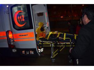 Adıyaman'da yolcu minibüsü takla attı: 22 yaralı