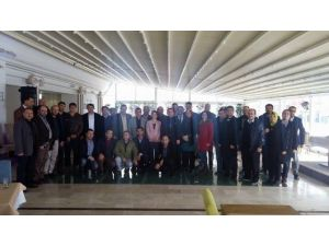 ZMO Başkanı Özdemir, Ziraat Mühendisleriyle Bir Araya Geldi