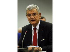Bozkır: AB, 3 milyar Euro'yu kendi vicdanını rahatlatmak için veriyor