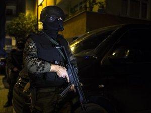 İstanbul'da terör operasyonu: 11 gözaltı