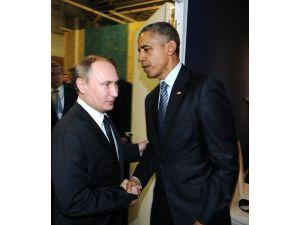 Putin ile Obama, Suriye ve Ukrayna'yı görüştü