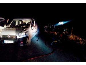 Kastamonu'da Trafik Kazası: 1 Ölü, 1 Yaralı