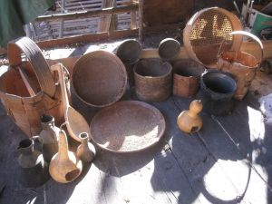 Artvin'in Yusufeli ilçesine ait kültürler yaşatılıyor