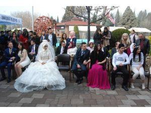 14 Şubat'a Özel Toplu Nikah