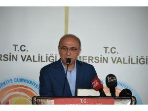 """Başbakan Yardımcısı Elvan'dan Uyarı: """"Müdahale Etmekten Çekinmeyiz"""""""
