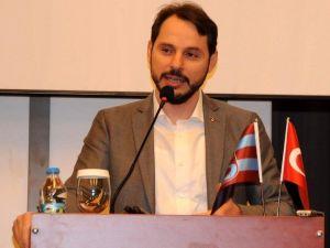 Bakanlar Berat Albayrak Ve Süleyman Soylu Trabzonspor Toplantısı'na Katıldı