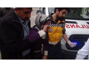 Siirt'te çöken iki katlı köy evinden dram çıktı
