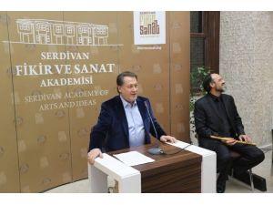 Ahmet Özhan Sfsa'da Musikiseverlerle Buluştu