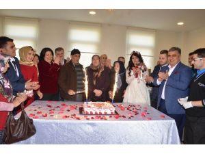 40 Yılı Aşkın Evli Çiftler Nikah Şahitliği Yaptı