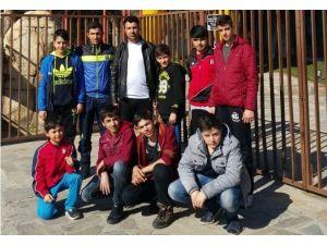 Malatyalı Sporcular Türkiye Muay Thai Şampiyonası'ndan Dereceyle Döndü
