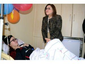 Fatma Şahin'den Sürpriz Doğum Günü Kutlaması