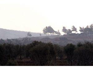 TSK, Pyd Mevzilerine Obüs Topları Atışını Sürdürüyor