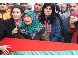 Cizre'de hayatını kaybeden Sevilgen, Nusaybin'de toprağa verildi
