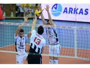 Arkas Spor: 3 - Beşiktaş: 1