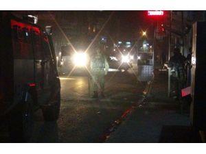 Batman'da Zırhlı Polis Aracına SES Bombalı Saldırı