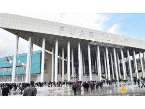 Fuar İzmir'de ziyaretçi rekoru