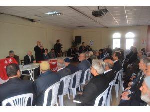 SP Adana İl Divan Toplantısı Kozan'da Yapıldı