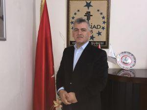 TÜMSİAD Osmaniye şubesinde Murat Özkardeş yeniden başkan seçildi