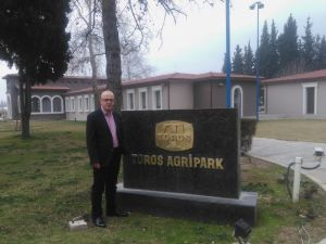 Çukurova Teknokent ile Toros Tarım arasında işbirliği anlaşması imzalandı