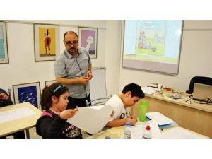 Turhan Selçuk Sanat Okulu'nda 3. Etap