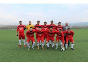 Yavuzelispor Konuk Takım Aydınbabaspor'u 3-1 Yendi