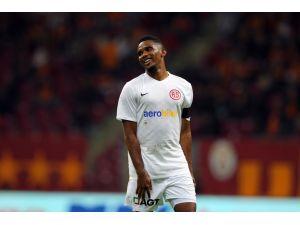 Galatasaray'lı eski oyuncu Elmander'e Eto'o engeli iddiası