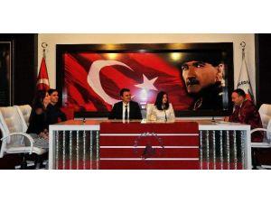 Muratpaşa'da 14 Şubat'ta 28 Nikah Kıyıldı