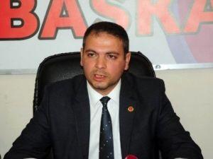 SP Van İl Başkanı'ndan, Özel Hastanenin Kapanmasına Tepki