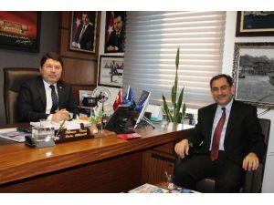 "AK Parti Milletvekili Tunç: ""Üretene Destek Var"""