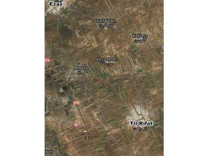 YPG, Rusya'nın hava desteğiyle Tel Rıfat şehrine girdi iddiası