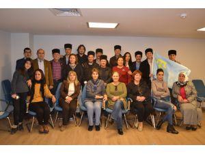 Kırım Türkleri Derneği Manavgat Şube Başkanı Algül oldu