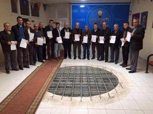 AK Parti Beyşehir Teşkilatı'ndan Kılıçdaroğlu'na Suç Duyurusu