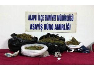 Zonguldak'ta Uyuşturucuya Büyük Darbe