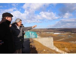 """Başkan Karaosmanoğlu: """"Doğal Enerji Kaynaklarımıza Yoğunlaşıyoruz''"""