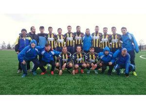 Uluoymak 1 Eylülspor Play-off'a 4-0'la Başladı