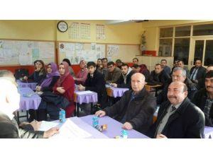 Gediz'de Zümre Başkanları Toplantısı