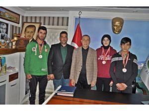 Türkiye İkincilerinden Başkan Özdemir'e Ziyaret