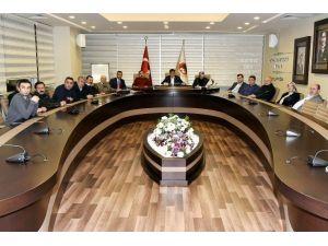 Gümüşhane Belediye Meclisinin Şubat Ayı Toplantıları Sona Erdi