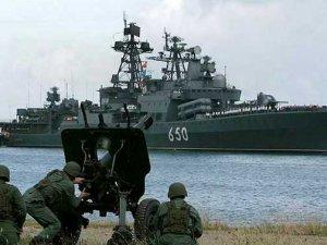 Rusya Kırım'da askeri olarak varlığını güçlendiriyor