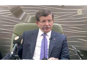 Davutoğlu: Rusya ve Suriye'nin en önemli enstrümanı YPG'dir